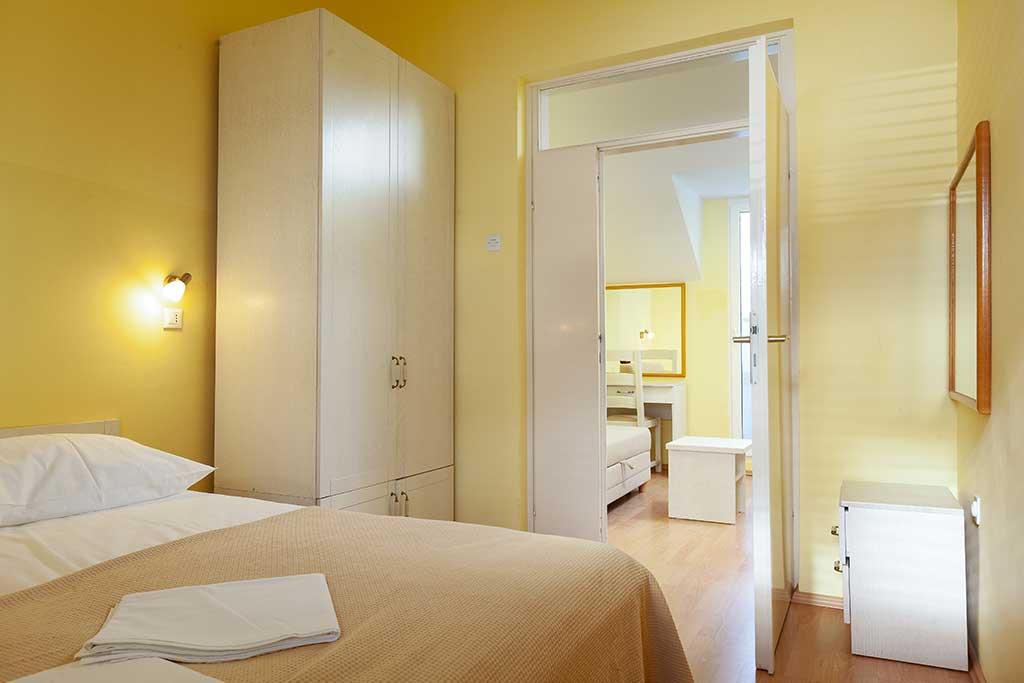 Dvoetažani apartman – Jedna spava ća soba